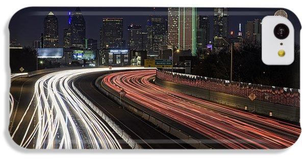 Dallas Night IPhone 5c Case by Rick Berk