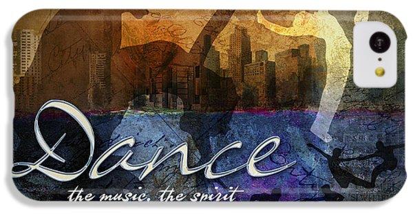 Dance Bright Colors IPhone 5c Case