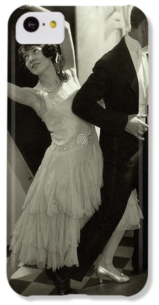 Dancers Fred And Adele Astaire IPhone 5c Case by Edward Steichen