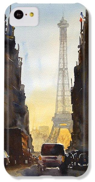 Dawn In Paris IPhone 5c Case