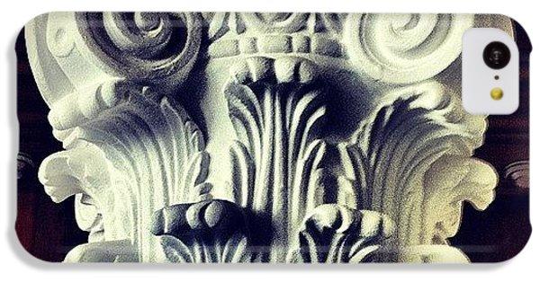 Design iPhone 5c Case - #details Of A Decorational #pillar by Sascha  Buchholz