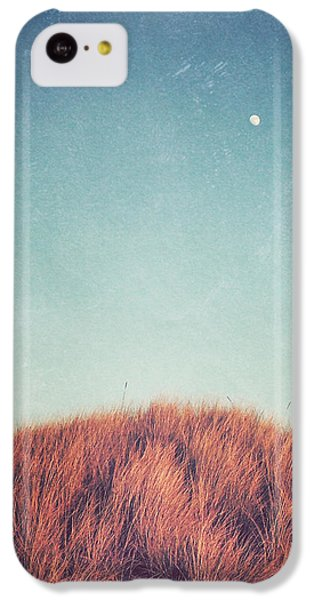 Landscapes iPhone 5c Case - Distant Moon by Lupen  Grainne