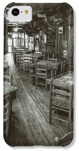 Dixie Chicken Interior IPhone 5c Case
