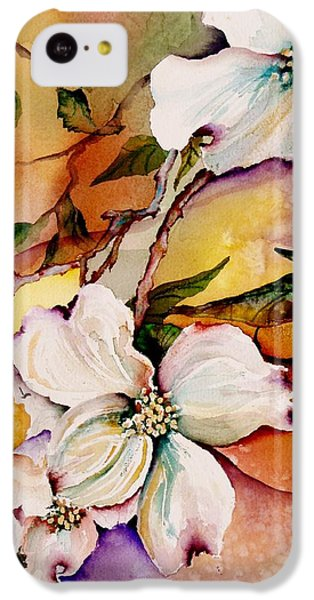 Dogwood In Spring Colors IPhone 5c Case