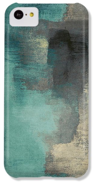 Downtown Blue Rain I IPhone 5c Case by Lanie Loreth