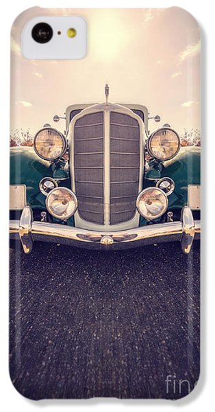 Dream Car IPhone 5c Case by Edward Fielding