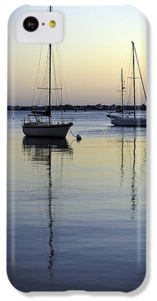 Drifting Sunrise IPhone 5c Case by Anthony Baatz