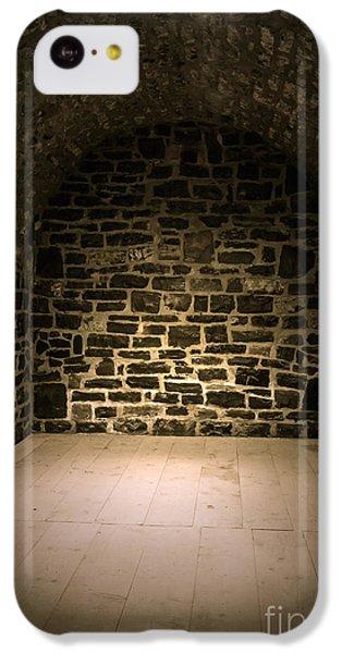 Dungeon iPhone 5c Case - Dungeon by Edward Fielding
