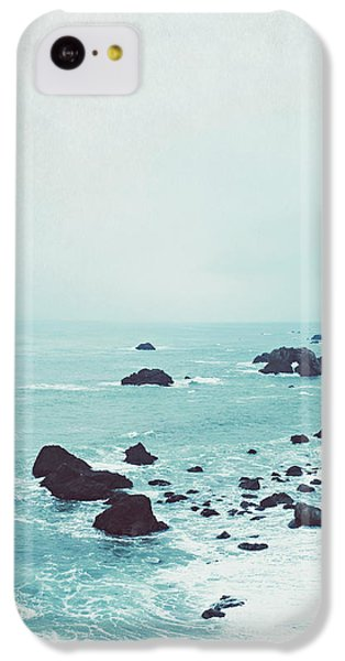 Dusk At The Sea IPhone 5c Case by Lupen  Grainne