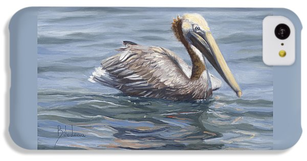 Pelican iPhone 5c Case - Easy Morning by Lucie Bilodeau