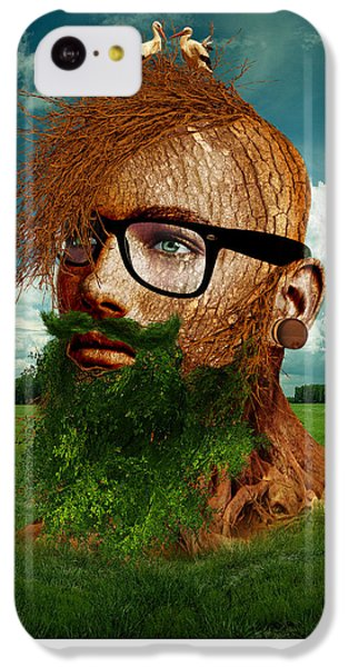 Eco Hipster IPhone 5c Case