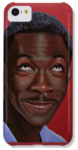 Eddie Murphy Painting IPhone 5c Case