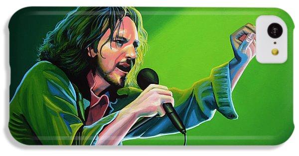 Eddie Vedder Of Pearl Jam IPhone 5c Case