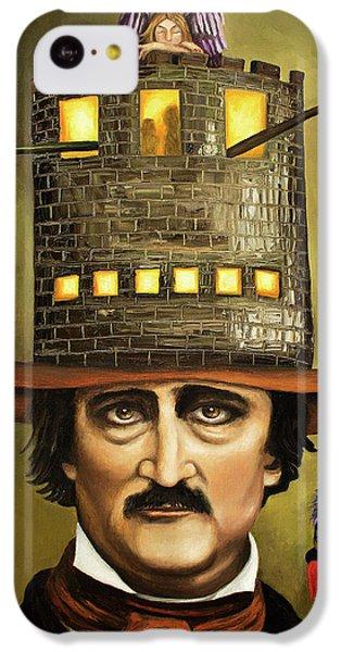 Edgar Allan Poe IPhone 5c Case