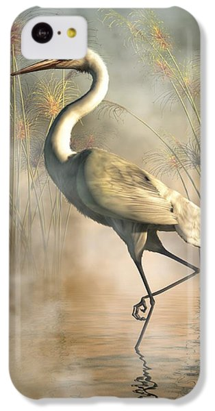 Egret IPhone 5c Case