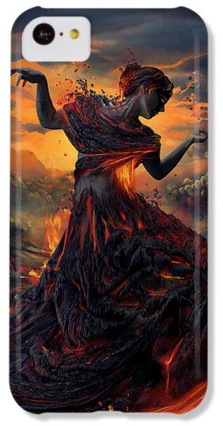 Elements - Fire IPhone 5c Case