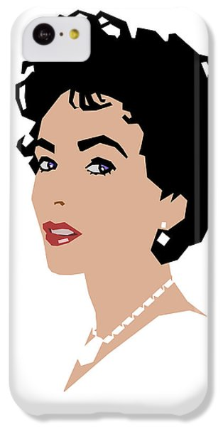 Elizabeth IPhone 5c Case