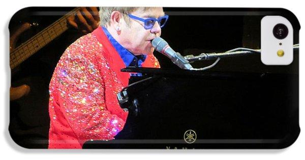 Elton John Live IPhone 5c Case