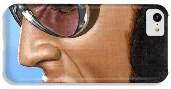 Elvis 24 1970 IPhone 5c Case