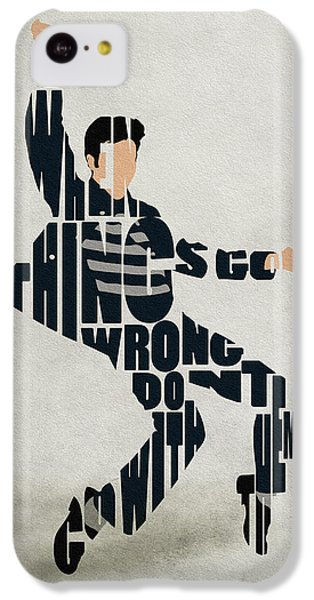 Elvis Presley IPhone 5c Case