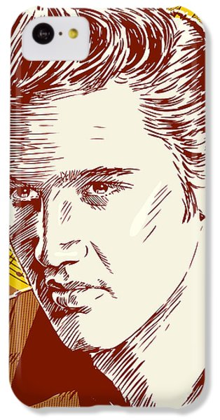 Elvis Presley Pop Art IPhone 5c Case