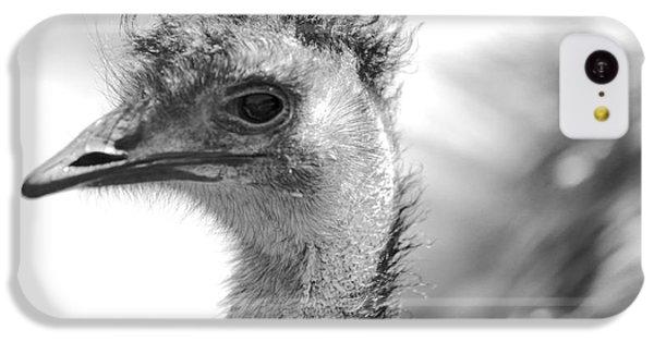 Emu - Black And White IPhone 5c Case