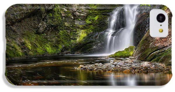 Enders Falls IPhone 5c Case by Bill Wakeley
