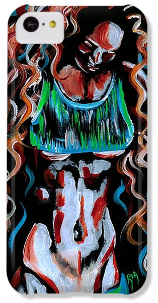 Classic iPhone 5c Case - Enjoy The Fruits Of Your Labor Physical Or Spiritual by Artist RiA