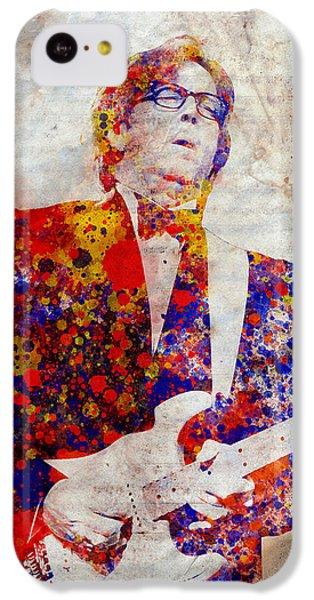 Eric Claptond IPhone 5c Case