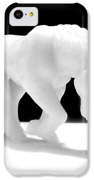 IPhone 5c Case featuring the photograph Eternelle Petite Licorne by Marc Philippe Joly