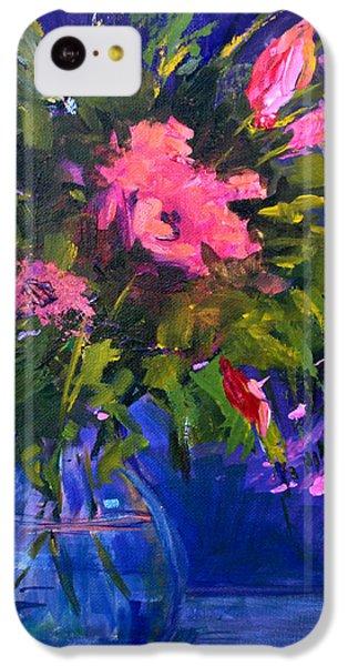 Evening Blooms IPhone 5c Case