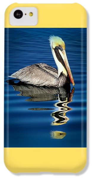 Pelican iPhone 5c Case - Eye Of Reflection by Karen Wiles