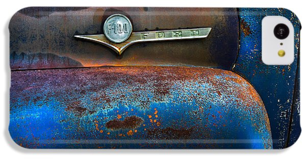 F-100 Ford IPhone 5c Case