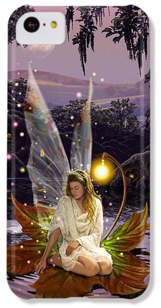 Fairy Princess IPhone 5c Case by Garry Walton