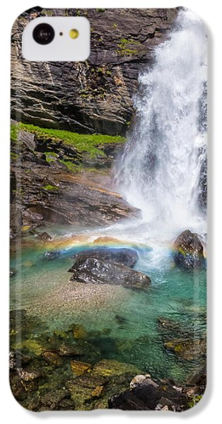 Fall And Rainbow IPhone 5c Case