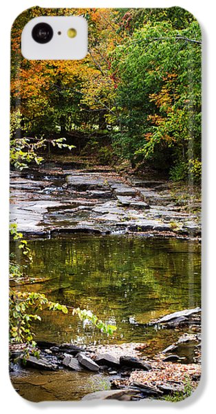 Fall Creek IPhone 5c Case