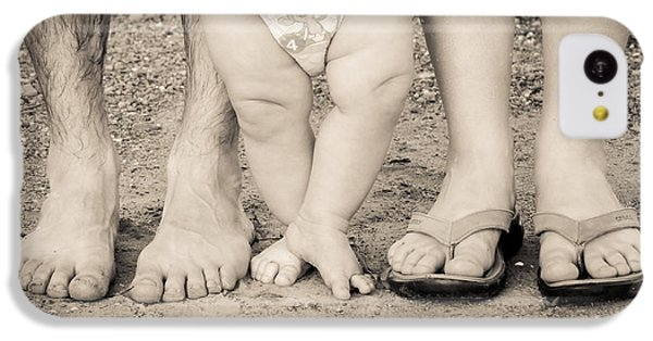 Family Feets IPhone 5c Case