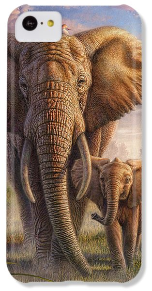 Family Stroll IPhone 5c Case