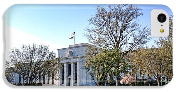Federal Reserve Building IPhone 5c Case by Olivier Le Queinec