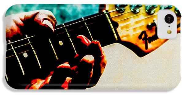 Fender Strat IPhone 5c Case