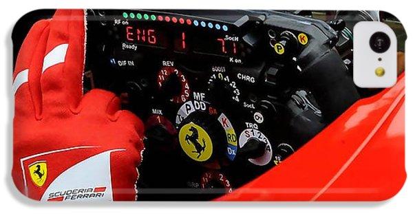 Ferrari Formula 1 Cockpit IPhone 5c Case