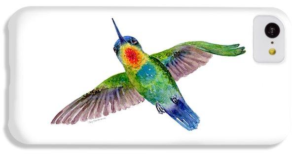 Fiery-throated Hummingbird IPhone 5c Case