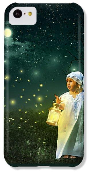 Fireflies IPhone 5c Case