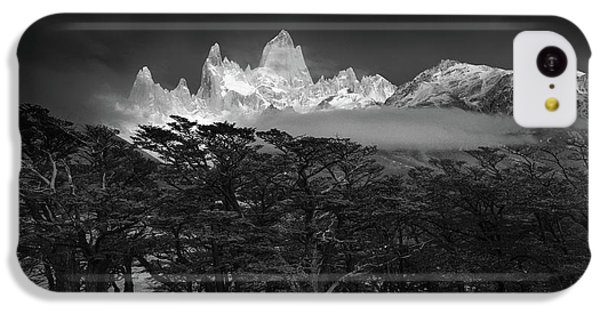 South America iPhone 5c Case - Fitz Roy by Lucian Constantin