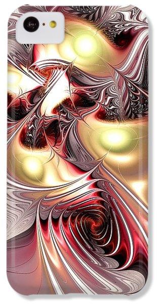 Flight Of The Phoenix IPhone 5c Case by Anastasiya Malakhova