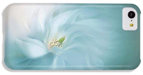 Flow iPhone 5c Case - Floral Ballet by Jacky Parker