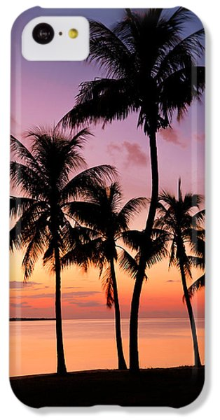 Beach iPhone 5c Case - Florida Breeze by Chad Dutson