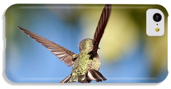IPhone 5c Case featuring the photograph Fly Away With Me by Nathan Rupert