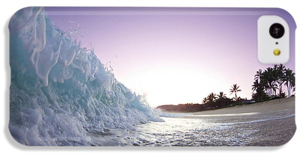 Foam Wall IPhone 5c Case