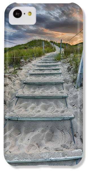Follow The Path IPhone 5c Case by Sebastian Musial